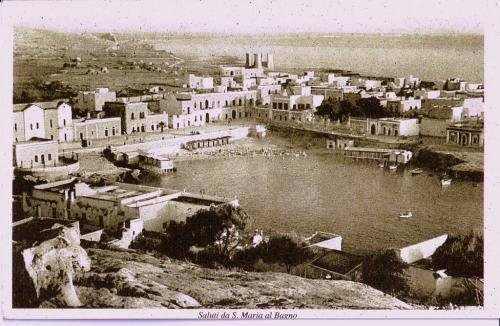 Santa Maria al Bagno negli anni '40